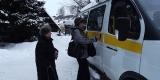 микроавтобус с подъемником для перевозки инвалидов-колясочников