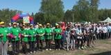 Всемирный день скандинавской ходьбы в Красногорске 14 мая